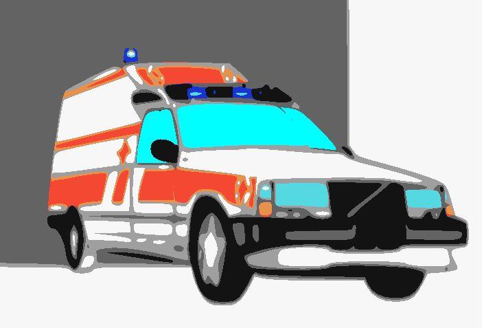Dessin d 39 ambulance - Dessin 4x4 humoristique ...