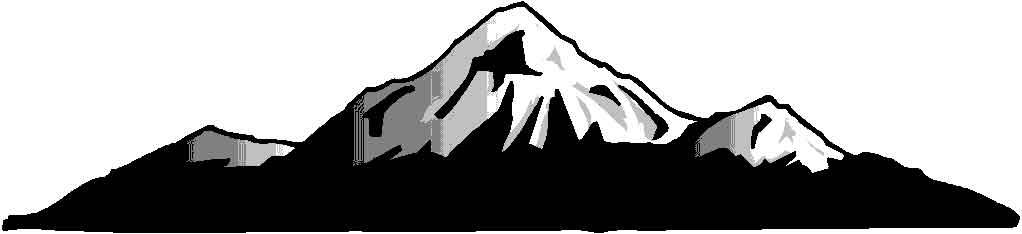 Coloriage montagne - Dessin de montagne ...