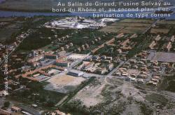 La saliculture camarguaise - Office du tourisme salin de giraud ...