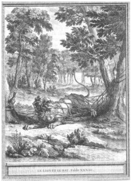 Le Lion Et Le Rat