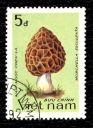 Timbre_timbre-viet-nam-champignon-morchella-esculenta.JPG